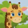 Иллюстрация к песне Жираф